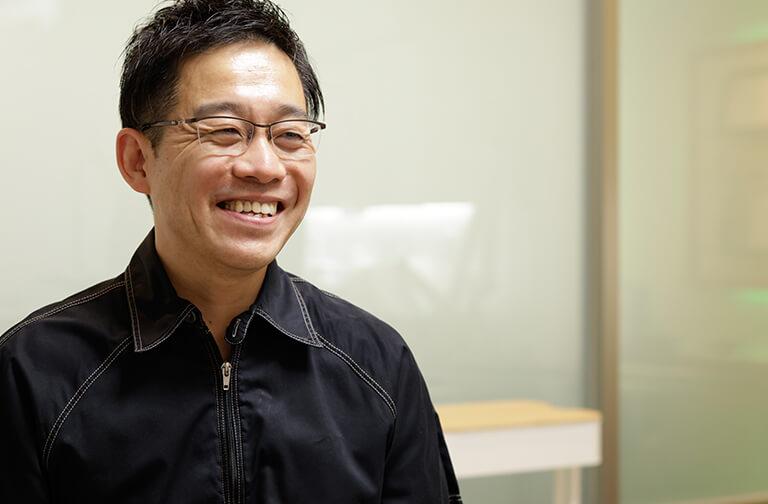 「増田歯科医院」の受付スタッフ